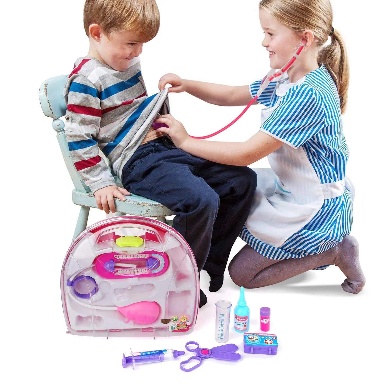 Kids Play Doctor Kit Doctor Medical Kit Doctor Case