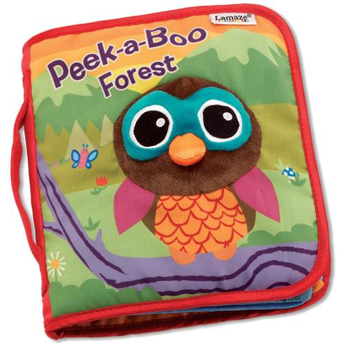 Peek-a-boo Forest Soft Book
