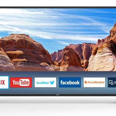 "Seiki 60"" Class 4K Ultra HD (2160p) Smart LED TV (SC-60UK850N)"