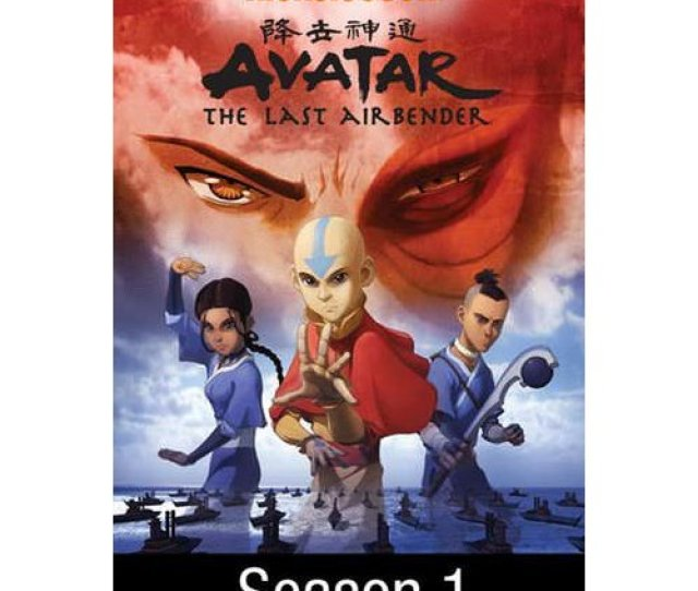 Avatar The Waterbending Scroll Season  2005
