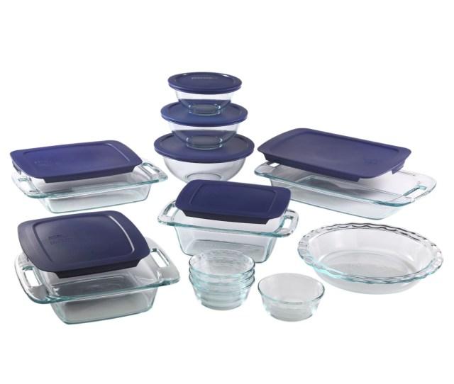 Pyrex Easy Grab  Piece Bakeware Set