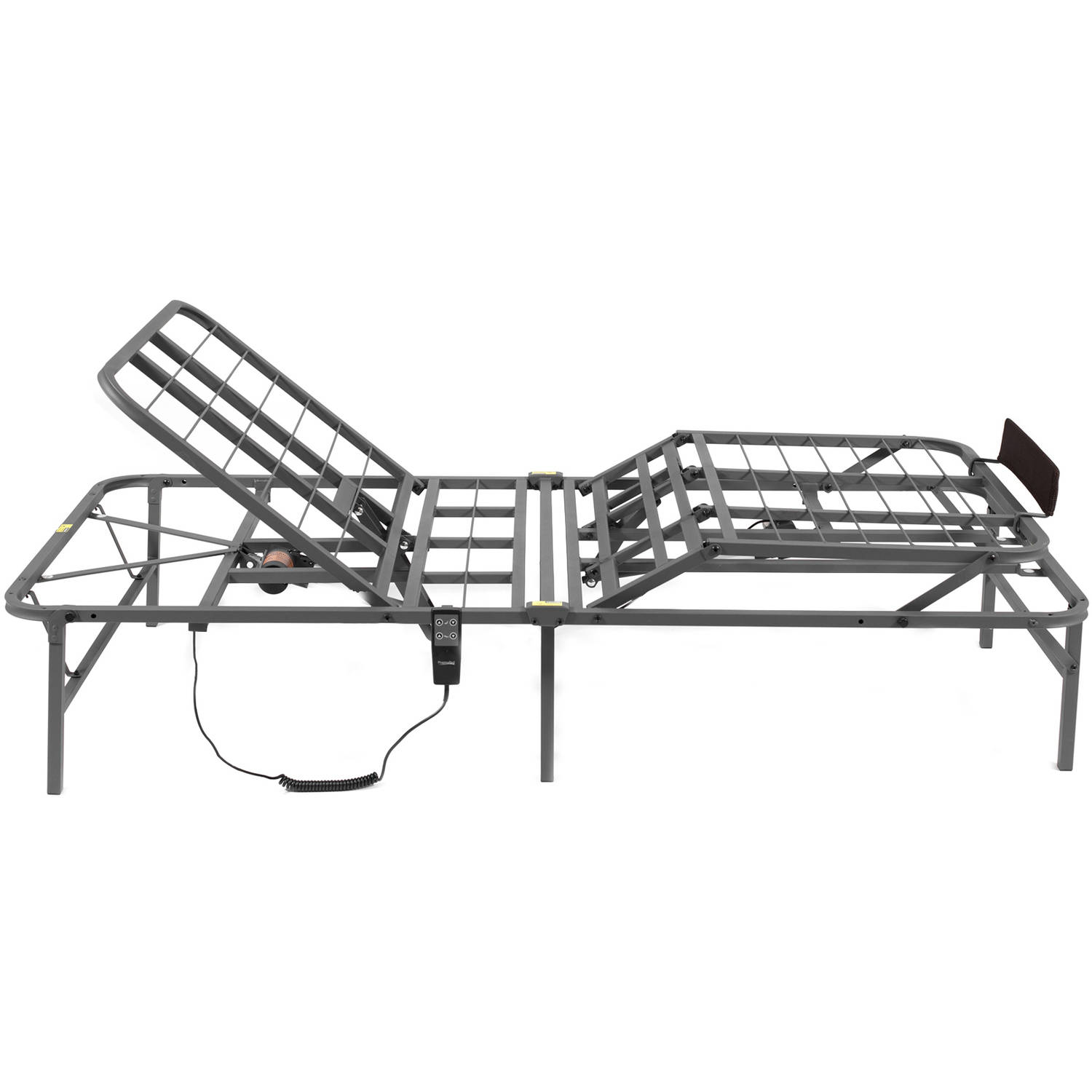 Pragmatic 14 High Profile Dual Adjustable Steel Bed Frame