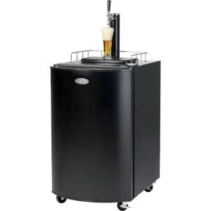 Nostalgia Electrics Kegorator Beer Keg Fridge