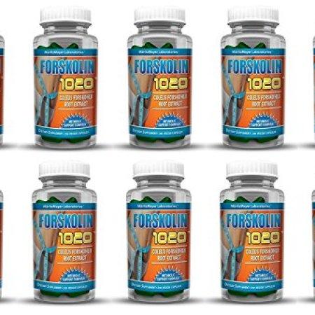 ماريتزماير مختبرات فورسكولين 1020 الأيض دعم فقدان الوزن الفورمولا 20٪ 250mg 30 كبسولات (10 زجاجات) fc50c522 2d30 4e95 9f31 4102d9acb124 1