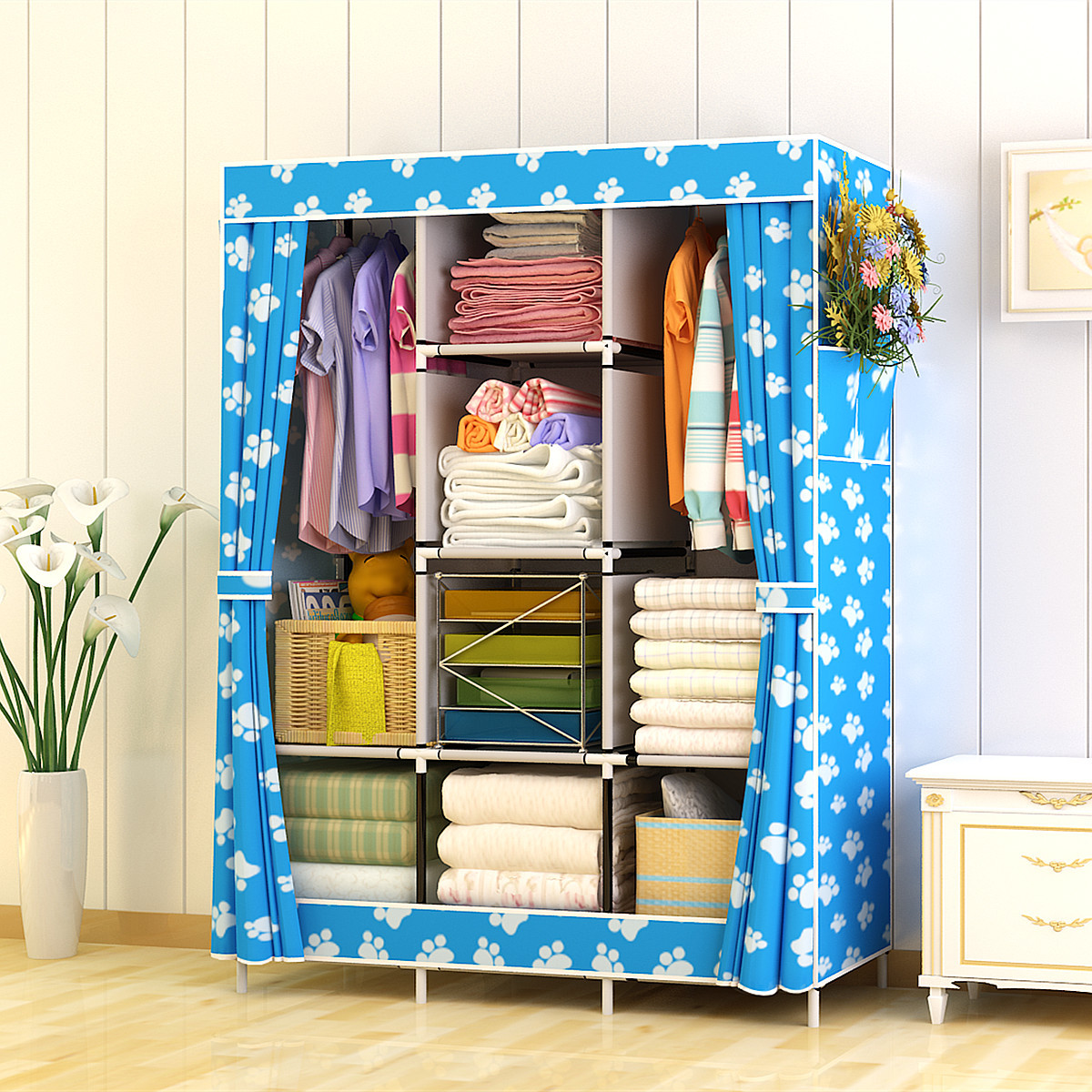 Extra Large Portable Closets