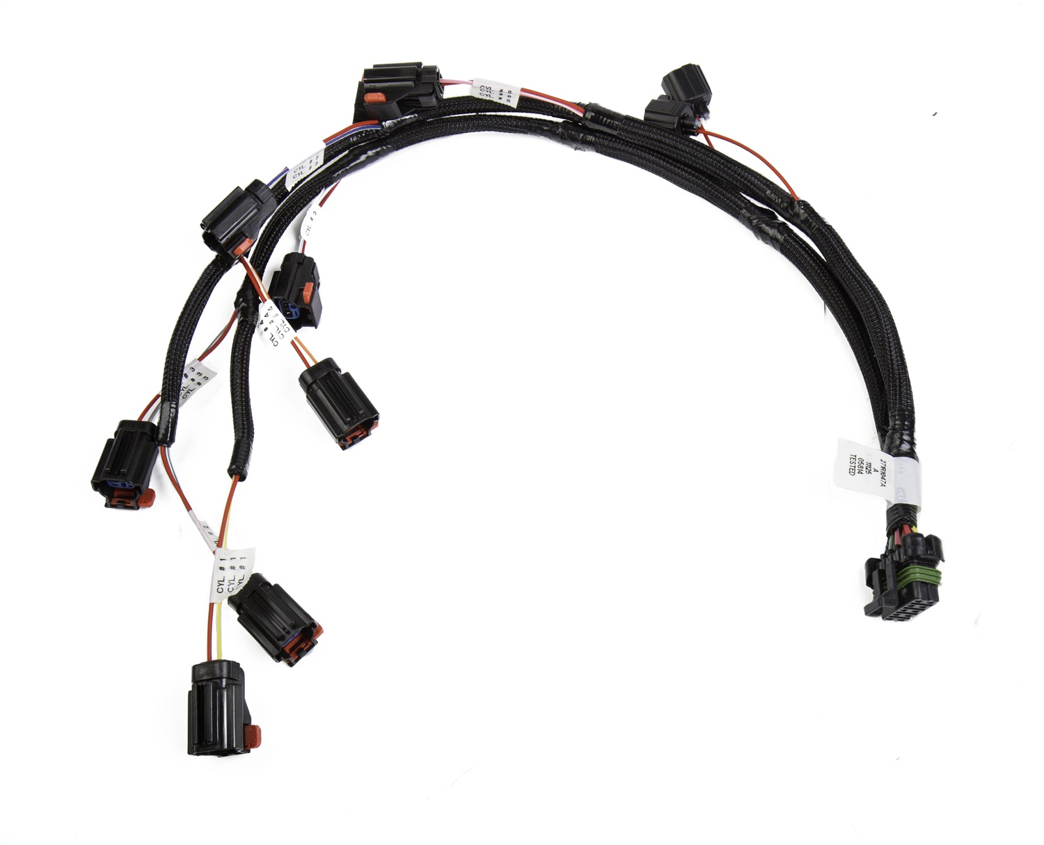 Holley Efi 558 310 Ignition Harness