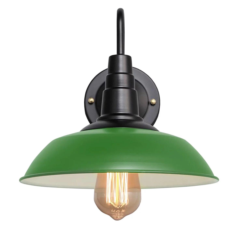 """Frederick 14"""" Gooseneck Outdoor/Indoor Industrial ... on Sconce Outdoor Lighting id=80310"""