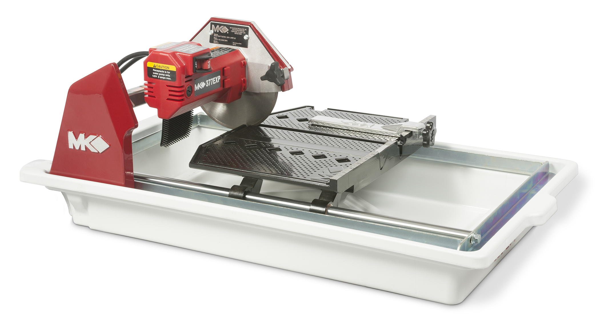 mk diamond mk safeswitch 7 in corded wet tile saw 5 amps 120 volt 1 2 hp 5500 rpm