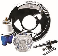 tub and shower rebuild kit for delta monitor 1300 1400 faucets acrylic