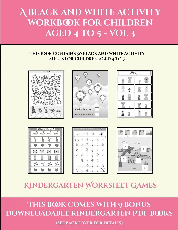 Kindergarten Worksheet Games Kindergarten Worksheet Games