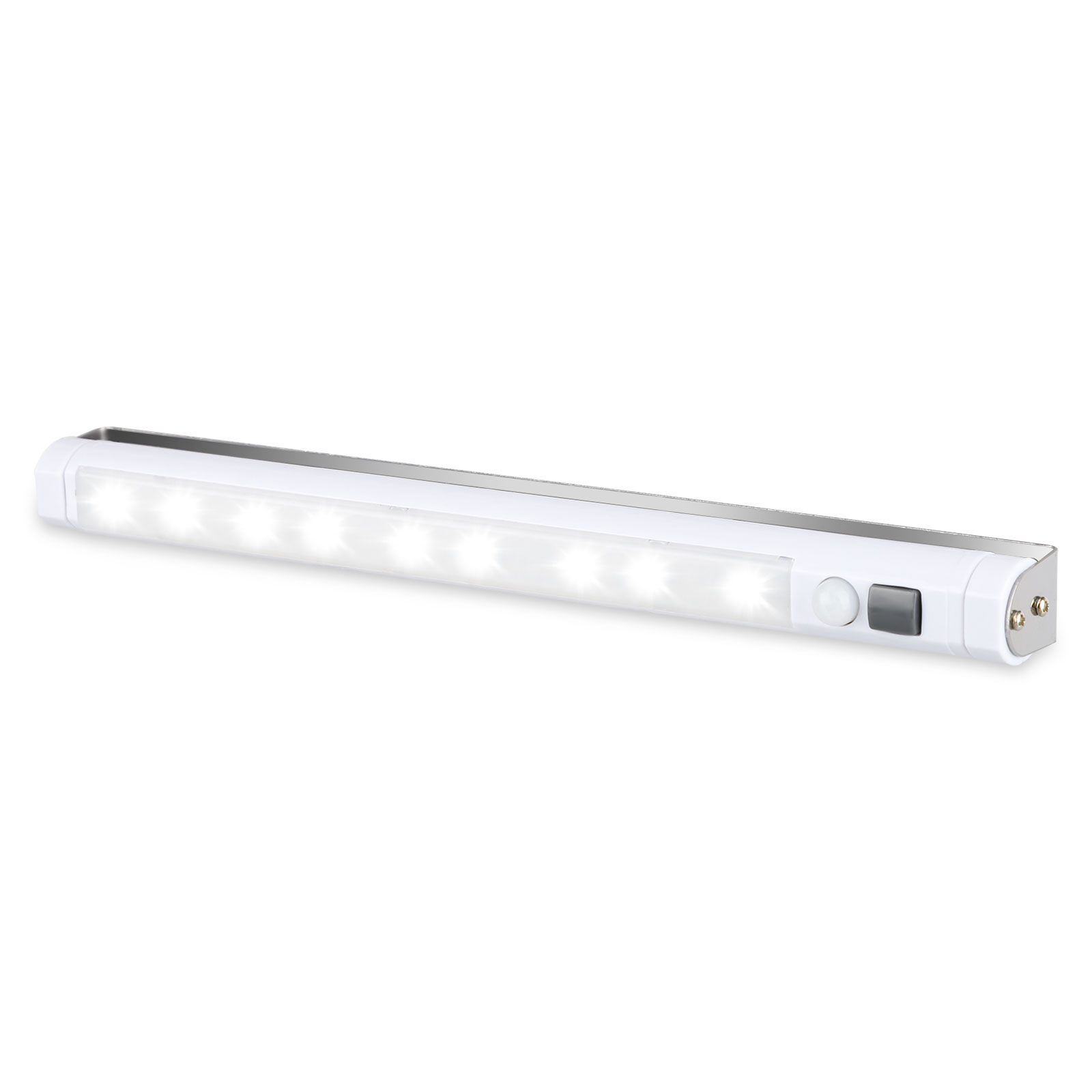 Homelife Motion Sensor Adhesive Led Light Bar Eeekit Shelf