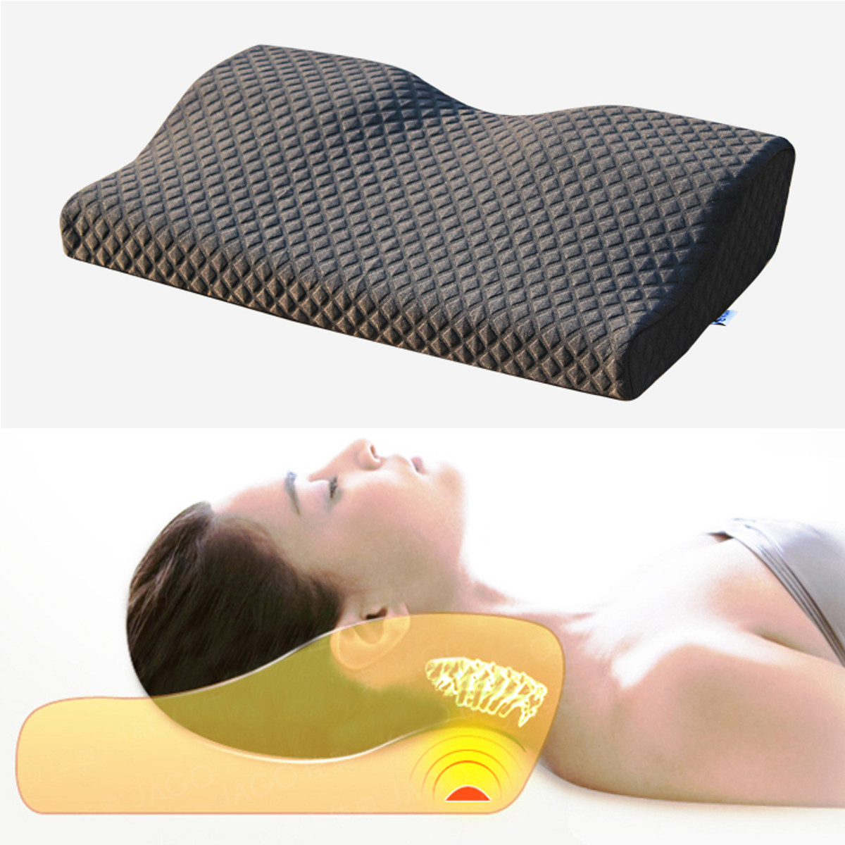 best pillow for broad shoulders on