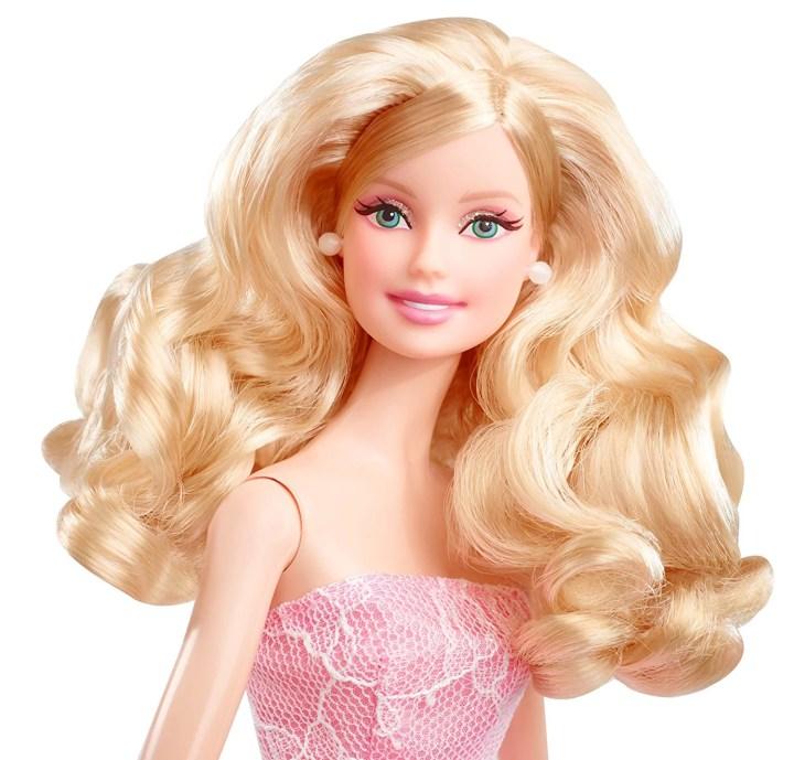 2017 Birthday Wishes Barbie Doll