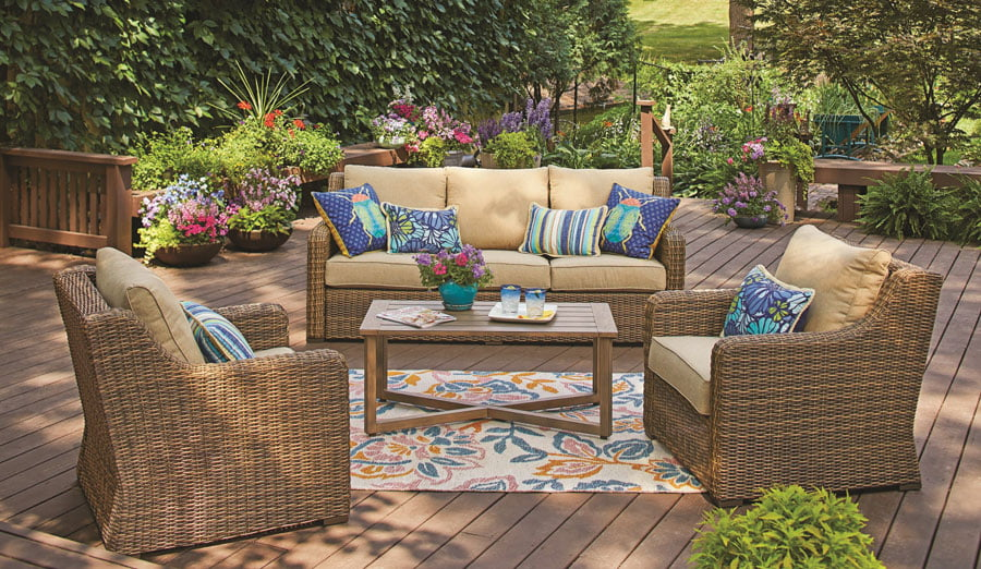 Tips for Choosing the Perfect Patio Furniture - Walmart.com on Walmart Outdoor Living  id=95714