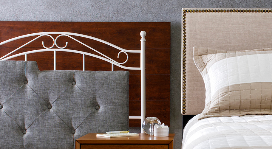 Bedroom Furniture Dreamy headboards  A new headboard is a quick  easy way to spruce up your