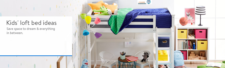 loft beds walmart com