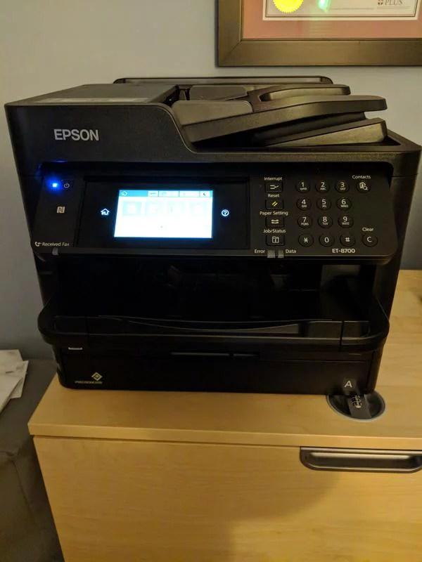 Epson Et 8700 Printer Driver : epson, printer, driver, Epson, Printer, Driver, Software, Manual, Windows, Drivers, Easily, Install, Scanner., Angelrustrian6n