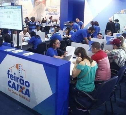 Feirão da CAIXA 2017 chega a Brasília, Fortaleza e Curitiba