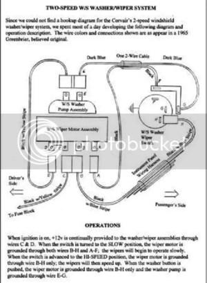 67 Chevelle Wiper Motor  Chevelle Tech