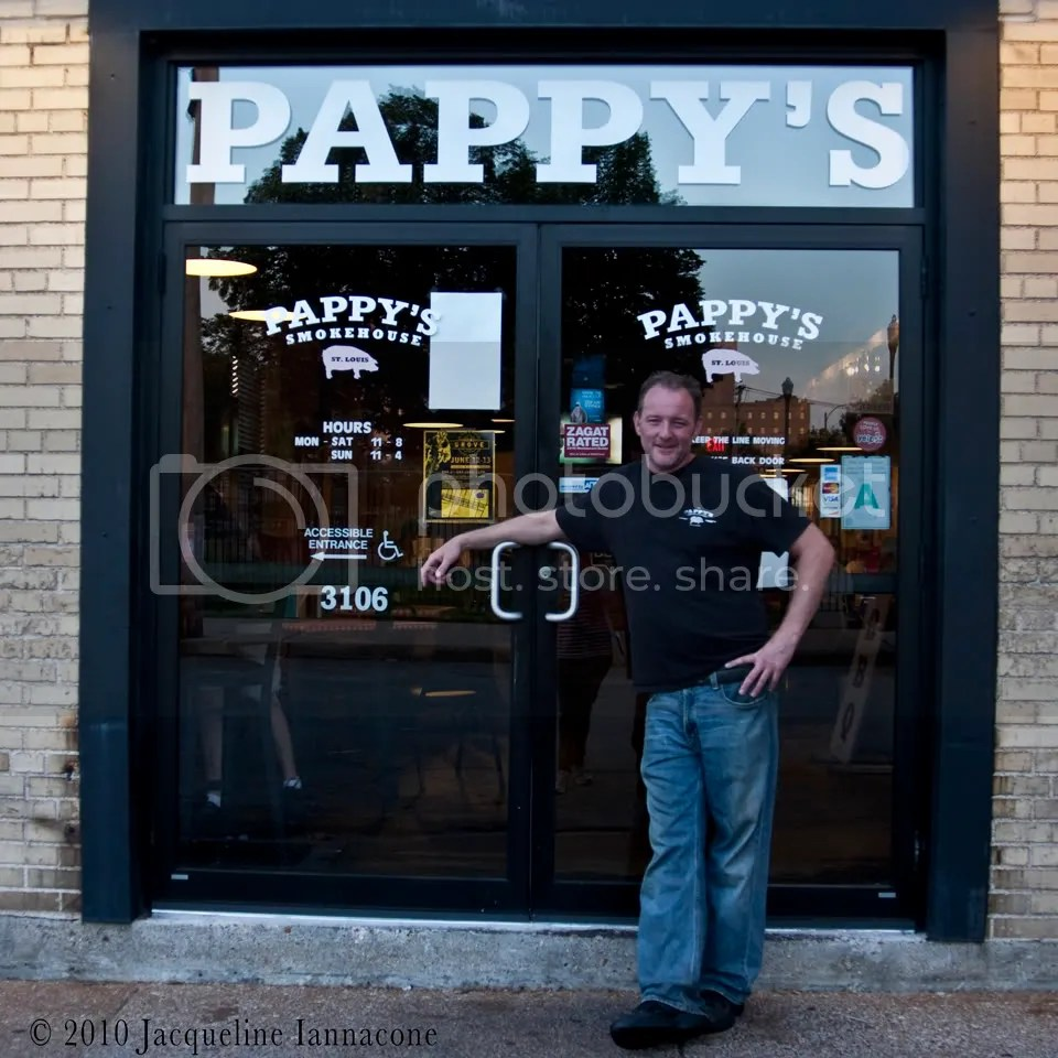 Manager at Pappy's