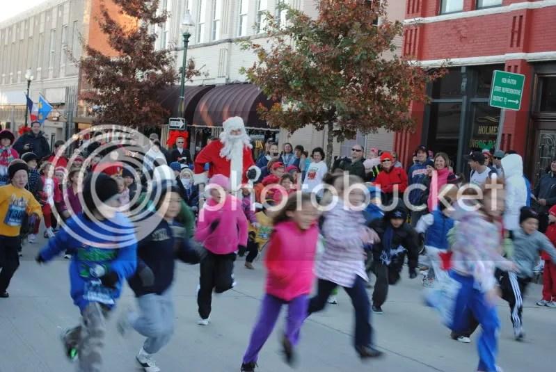 The Great Santa Chase