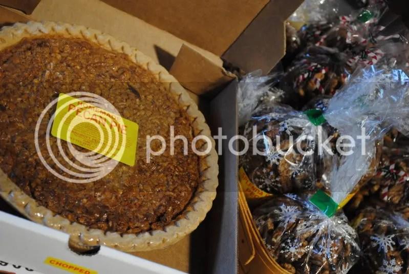Bancroft Handmade Pies at Hamm's