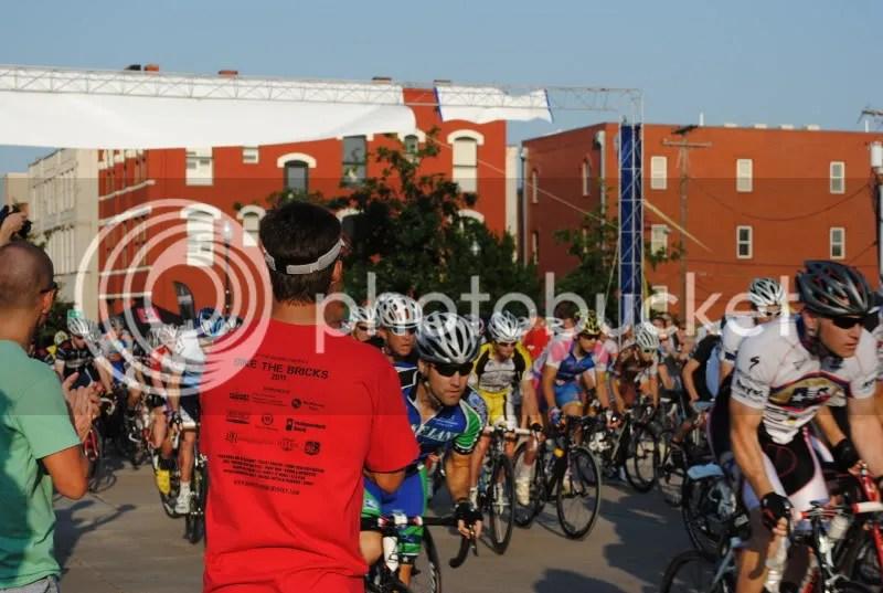 Second Annual Bike the Bricks