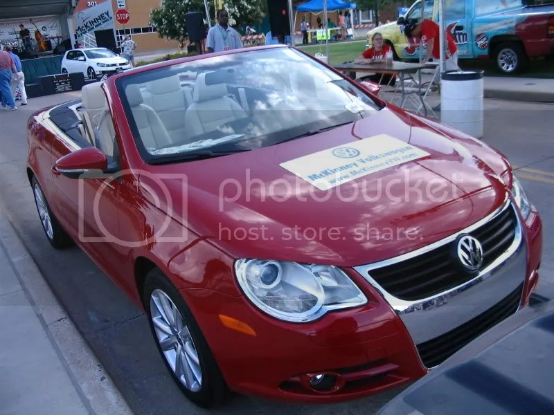 Volkswagon Show Car