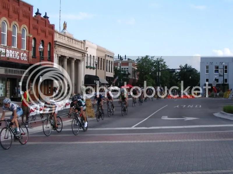 Bikers in Bike the Bricks 2010