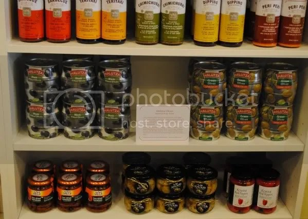 Halutza Olives From Israel