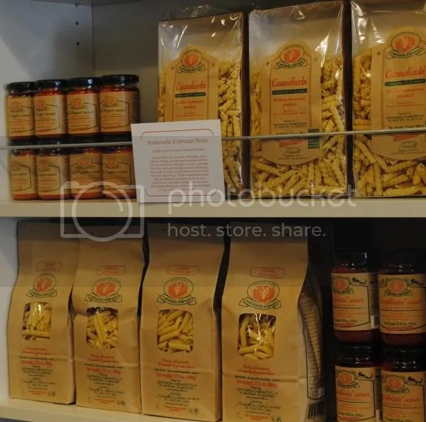 Rustichella d'Abruzzo Pasta
