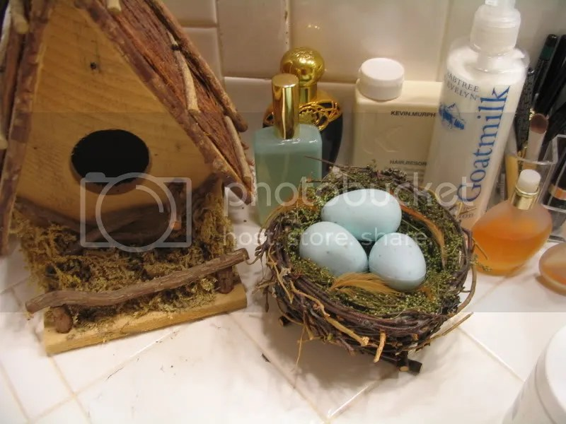Robin's Nest Egg Soaps at Sharla's