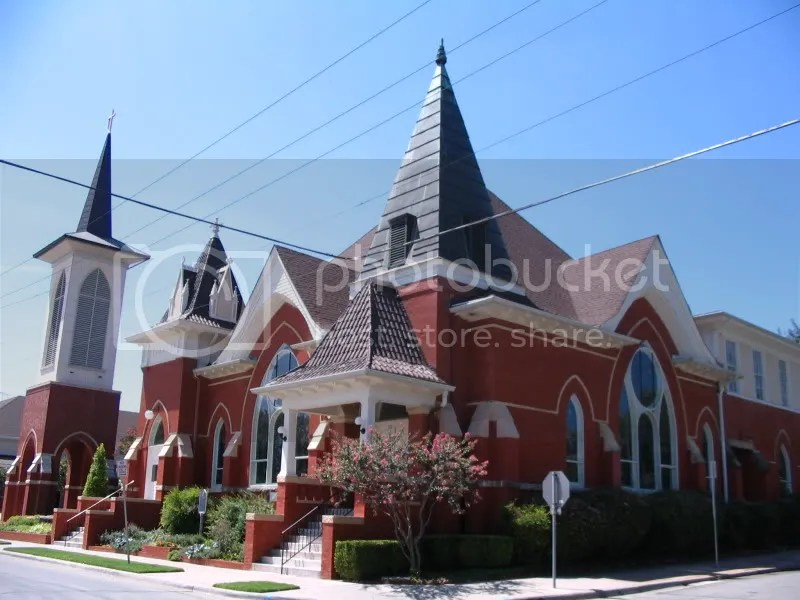 First United Methodist Church In Historic District
