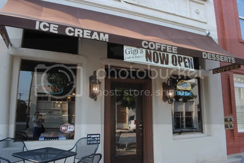 Gigi's Bakery & Cafe is Open