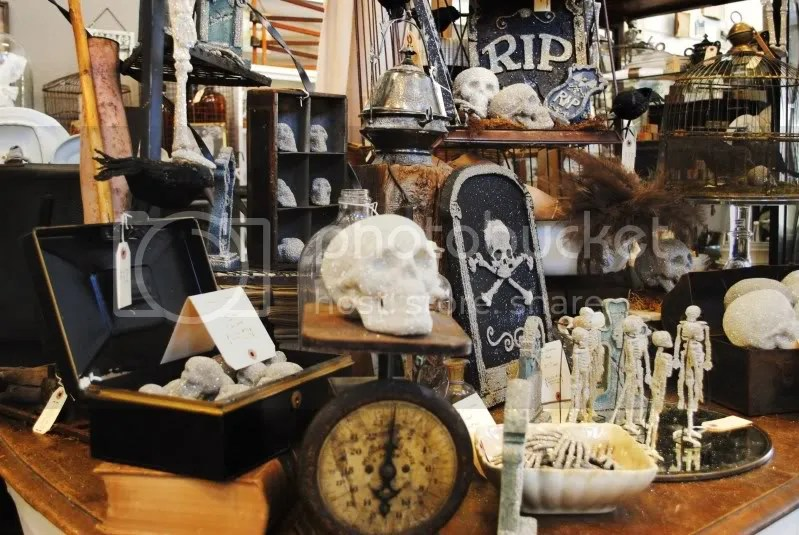 One of Kind Halloween Items at Smitten