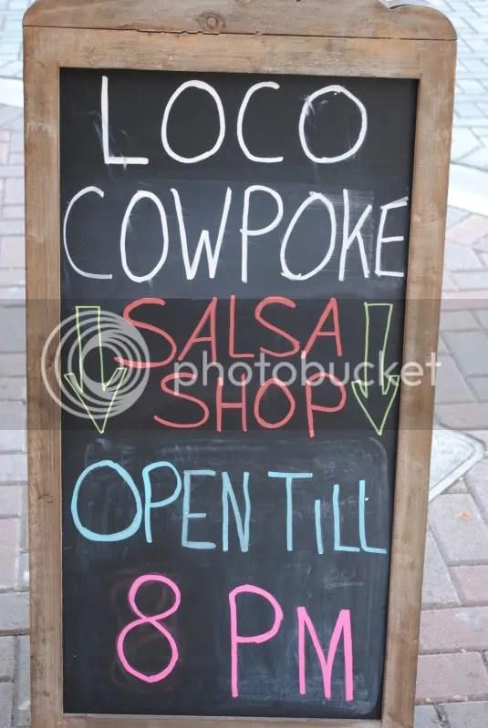 Loco Cowpoke Open Late