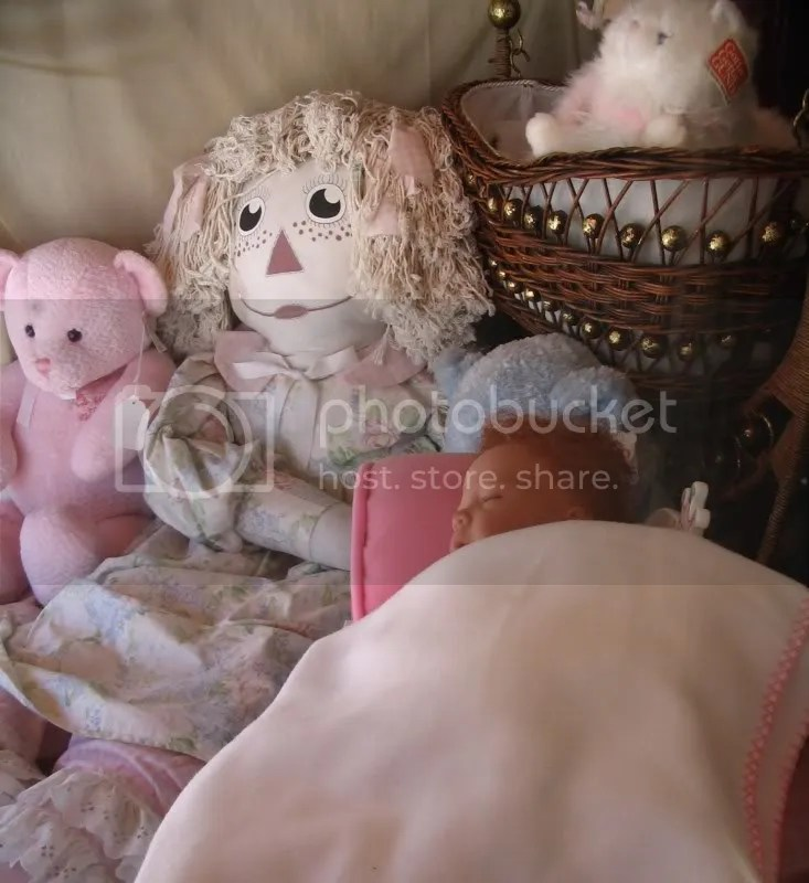 Infant Doll at Doll Haven