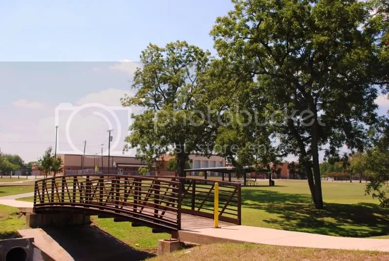 Another Bridge Shot at Old Settler's Park