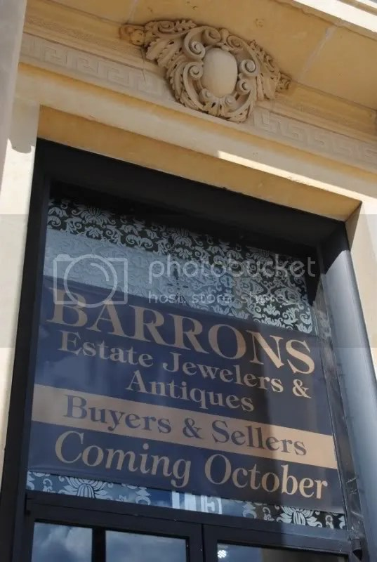 Barrons Opening Sometime This Month