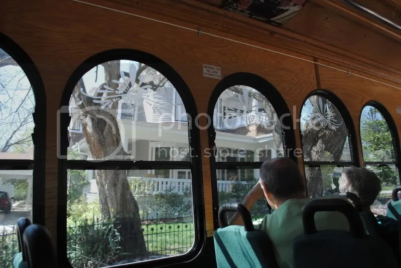 Historic District Trolley Tour