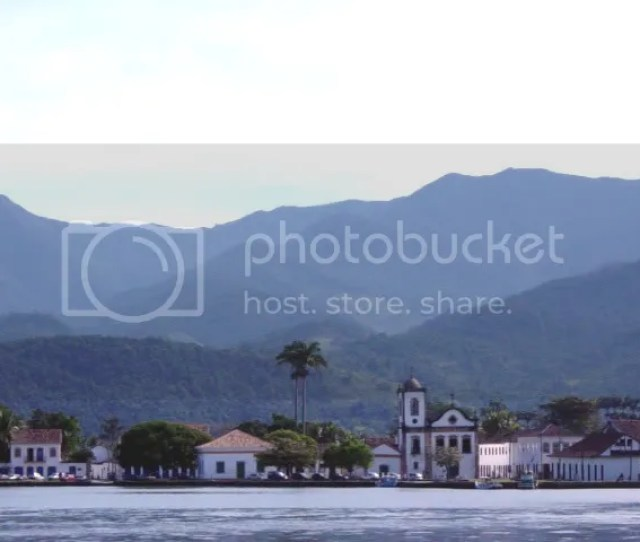 Its In Campinas Which Is A Little Outside Sao Paolo And Then We Spend A Few Days In Paraty Pictured Before Jetting Back To London And Me To Dublin