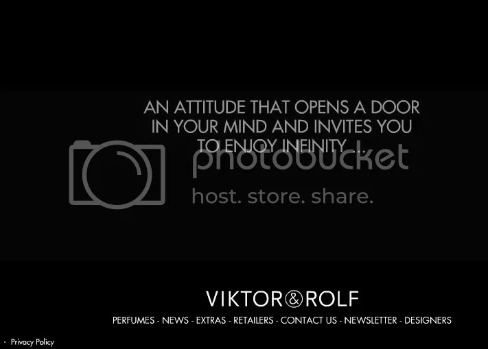 Viktor & Rolf screenshot