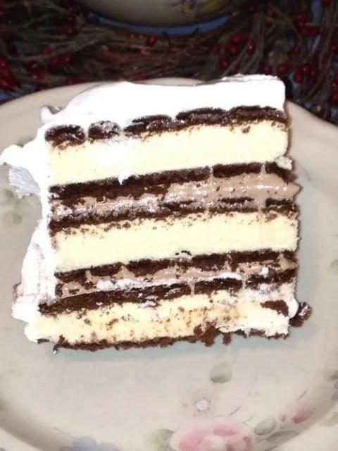 Recipe: Ice Cream Sandwich Cake