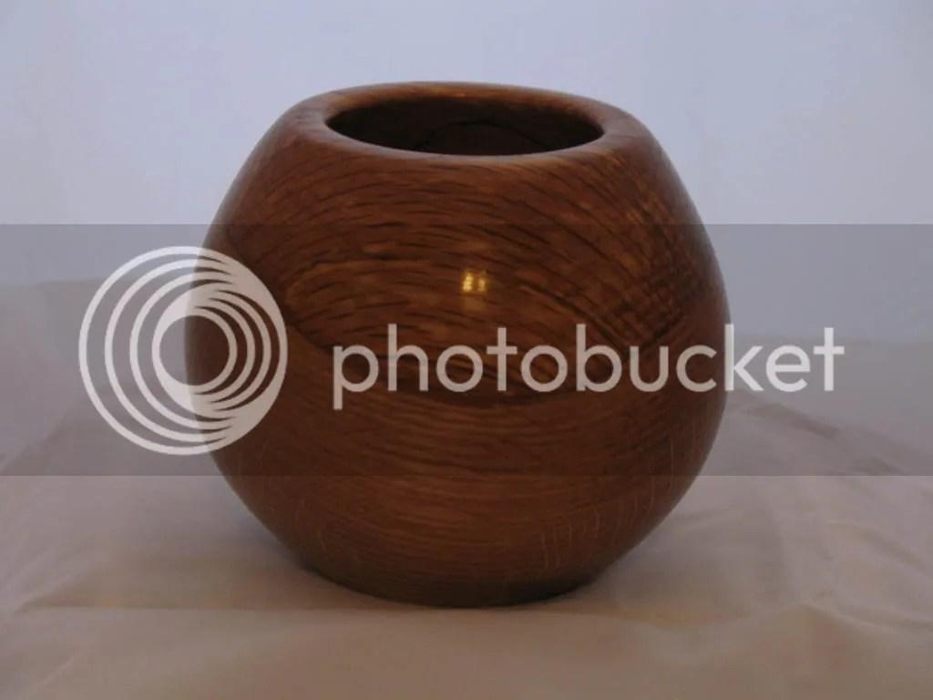 Oak vessel