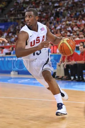 Chris Paul is good for America.