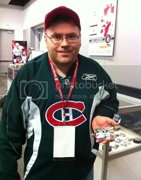 Armand Rock and his sweet RNH pull from 2012 NHL All-Star Weekend.