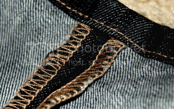 Non-selvedge denim