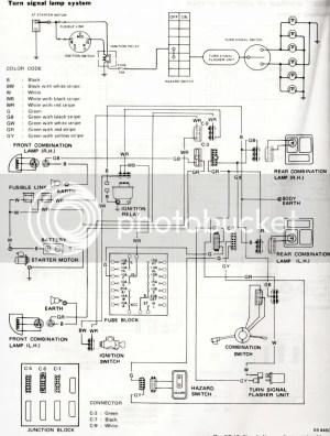 stock 78 280z wiring problems  S30 Series  240z, 260z