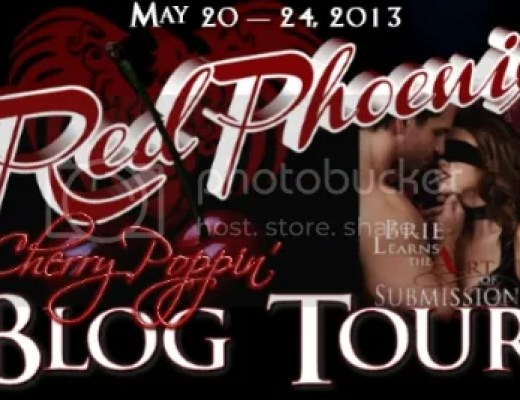 Red Phoenix Cherry Poppin' Blog Tour