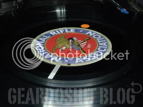 NRA Vinyl